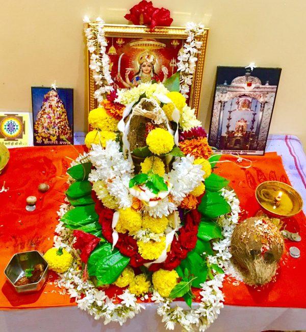 Durga Shapashati Anushthan